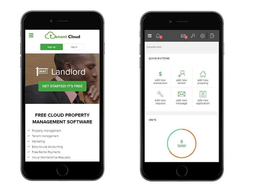 TenantCloud Free Property Management App