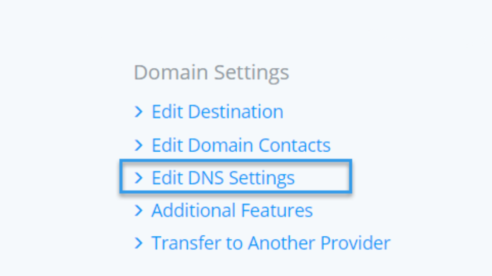 How to set up a custom domain for my website?