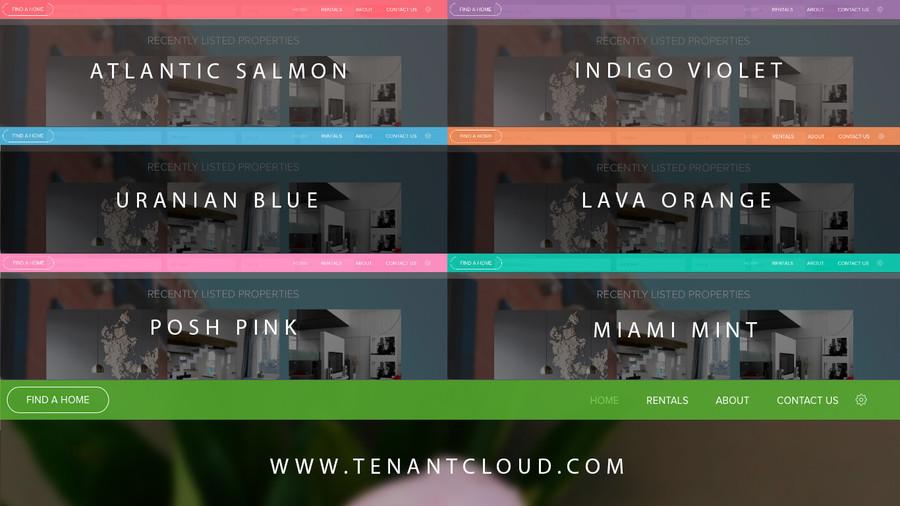 Outlook of new TenantCloud website