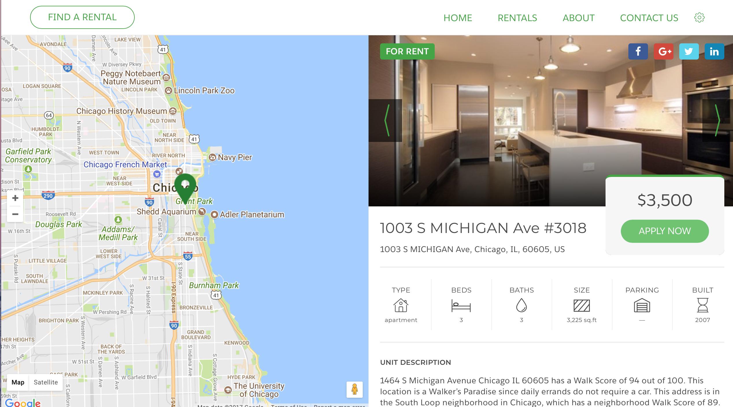 TenantCloud Landlord Website